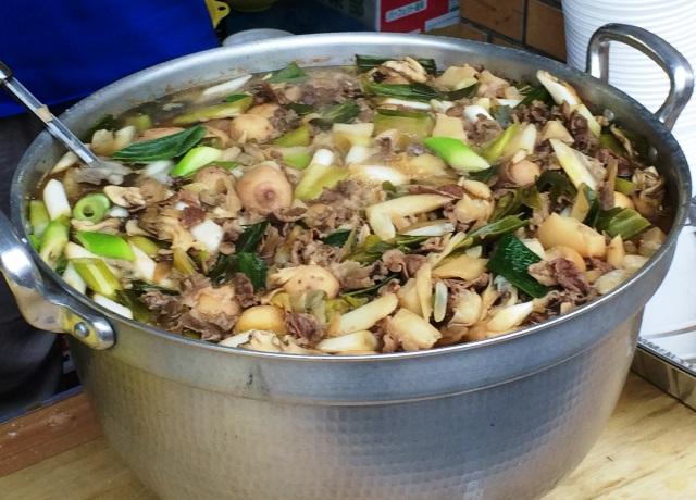 【12/3昼】自分で掘ったさといもで芋煮会!@福井美山【お子さん連れも大歓迎!】