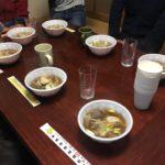 芋煮会を開催しました!!