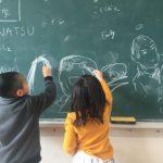 坂井市竹田地区にて、冬期休暇の学習指導をコーディネートしました。